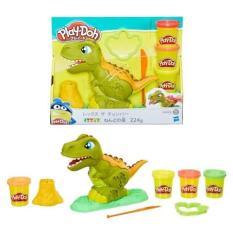 Bộ đồ chơi Hasbro đất nặn khủng long bạo chúa T-Rex Play-Doh E1952