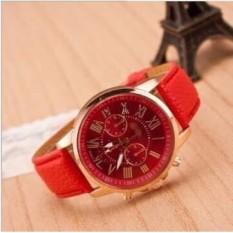 Đồng hồ thời trang nam nữ Geneva dây da G283
