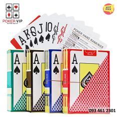 [Sỉ và lẻ] Bài nhựa Texas Hold'em – Bài tây – Bài poker