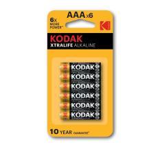 Bộ 6 Pin Kodak Alkaline AAA UBL IB0217