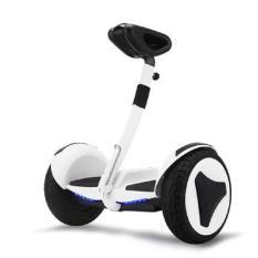 Xe điện cân bằng Mini Robot – XE ĐIỆN CÂN BẰNG THÔNG MINH – BẢN MỚI 2019 Có Bluetooth, đèn led, tay xách thuận tiện