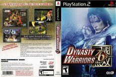 Game PS2 – Tam Quốc 6 – Dynasty Warrior 6 Update 2020
