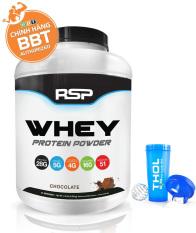 RSP Whey Protein Powder – Whey đẳng cấp giá sốc – Tặng kèm bình lắc THOL màu sắc ngẫu nhiên