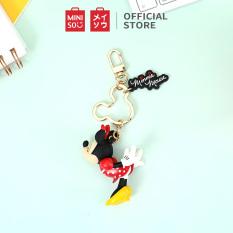 Móc treo trang trí Minnie Mouse Collection Miniso Couple Key Chain Pendant