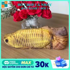[Siêu Hot] Đồ Chơi Con Cá Nhảy Nhót Vui Nhộn – Đồ chơi cá nhảy, cá nhảy điện tử, cá nhảy tik tok- NiKi Store