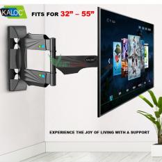 Giá treo tivi xoay đa năng KALOC X4 cho màn hình 32-55 Inch , Khung treo tivi đa năng , Xoay mọi góc độ