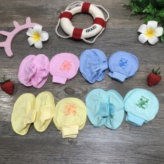 Sét bao taybao chân cho bé sơ sinh hàng Việt Nam
