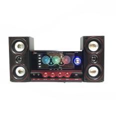 Dàn âm thanh tại nhà – loa vi tính hát karaoke có kết nối Bluetooth USB Isky – SK385