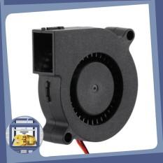 Quạt sò (sên) 5015 12V và 24V dành cho máy in 3D – Fan