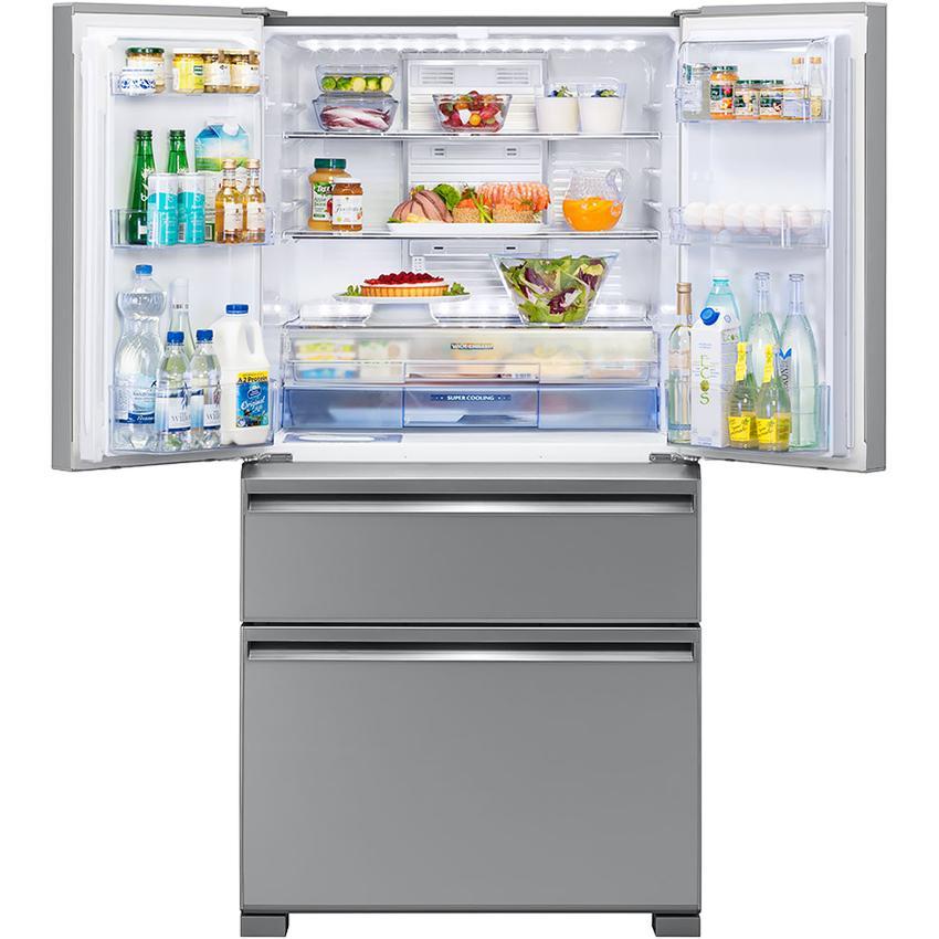 Bán Tủ Lạnh Mitsubishi Electric MR-LX68EM-GSL-V 564 Lít | Báo Giá ...