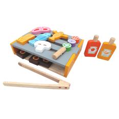 Đồ chơi gỗ Winwintoys – Bếp nướng – 66032