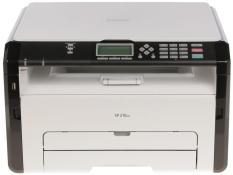 Máy in Laser đa năng – RICOH – SP 210 SU (Print / Copy / Scan )