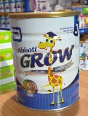 Sữa Abbott Grow 3 900g (Cam kết chính hãng, Date mới)