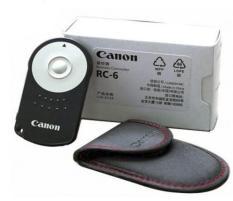 Điều khiển từ xa RC-6 cho máy ảnh Canon