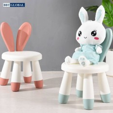 Ghế ngồi tai thỏ đáng yêu cho bé GH01 – dung cụ bàn ghe trẻ em