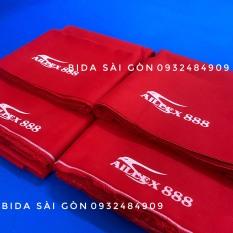 Vải bàn Bida Aileex màu Đỏ [Hot 2021] Bida Phăng – Lỗ