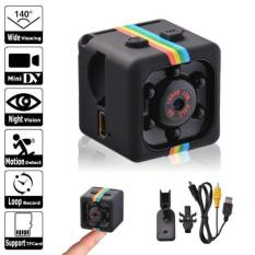 Camera mini siêu nhỏ hành trình xe máy phượt – SQ11 full hd 1080p chống rung chống nước