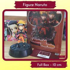 Mô Hình Naruto, Figure Naruto Làm Mô Hình Trang Trí PC, Trưng Bày Bàn Làm Việc, Sưu Tầm Mô Hình
