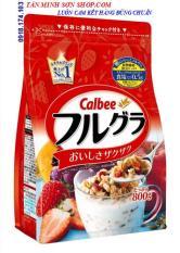 Ngũ cốc sây khô Calbee Nhật Bản gói 800g