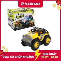 Đồ chơi cho bé chạy pin xe Jeep chạy khỏe,xa với nhựa ABS không độc hại (nhiều màu sắc) – KAVY