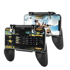 Tay Cầm chơi Game W10 Chơi PUBG, Ros, Free Fire Controller – Tay Cầm W10