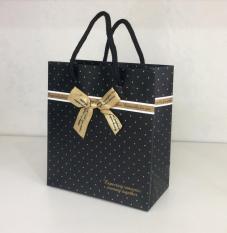 combo 10c túi giấy đựng quà cao cấp 15x14x7cm