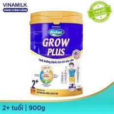 [Freeship HCM & HN] Sữa Bột Dielac Grow Plus 2+ (Màu Xanh) – Hộp Thiếc 900g – Dành cho bé 2 tuổi trở lên