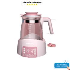 Máy Hâm Sữa, Tiệt Trùng Bình Sữa, Pha Sữa. Bình Đun Nước Siêu Tốc Thông Minh Khử Clo MISUTA MST5851 Chính Hãng ( Có Bảo Hành )