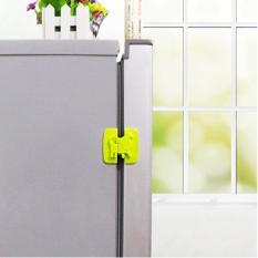 Khóa cửa tủ lạnh, ngăn kéo an toàn cho bé
