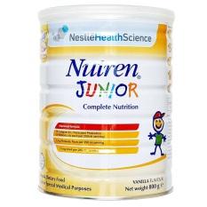 Sữa bột Nutren Junior lon 800g