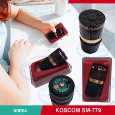 Củ micro KOSCOM SM-779 Made in KOREA bộ lọc cực tốt chất âm rất sáng