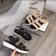 Sandal đế cao 3 quai