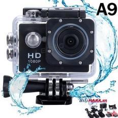 Camera hành trình xe máy – Camera phượt thể thao chống nước 1080P