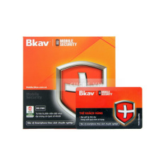 Phần mềm diệt Virus Bkav Mobile Security bảo vệ điện thoại – Gian hàng chính hãng – Hỗ trợ kỹ thuật 24/7