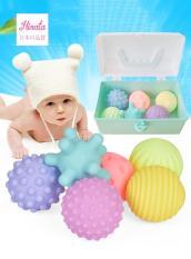 Bộ đồ chơi quả cầu massage cho bé Hinata DC50