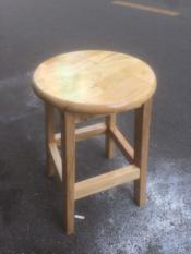 Ghế đôn gỗ cao 45cm