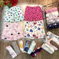 SIÊU RẺ > combo 10 quần cotton xinj siêu mềm mại cho bé trai và gái