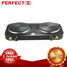 Bếp điện đôi Perfect PF-HP789 – Hàng phân phối chính hãng