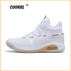 cuorrl Giày bóng rổ có cổ cao êm ái phong cách Hàn Quốc streetstyle thiết kế thể thao năng động size 36-45