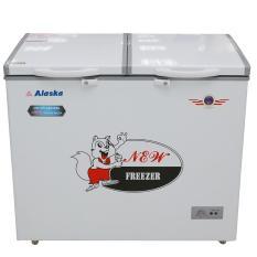 tủ đông mát alaska 350 lít BCD-3568N