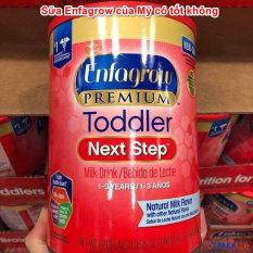 Sữa Enfagrow Milk Drink Bebida De Leche Toddler Next Step