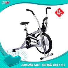 BG – Xe đạp tập thể dục Air bike-Mẫu 8701(Grey)