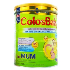 SỮA BỘT COLOSBABY GOLD FOR MUM 400G
