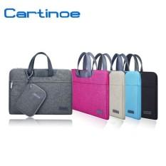 Túi Xách + Túi Đựng Sạc Cartinoe Cho Macbook – Laptop 13.3inch