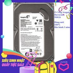 Ổ Cứng HDD 500Gb Còn Nguyên Seal BH 36 Tháng