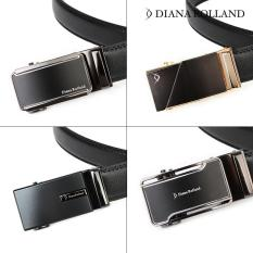 Thắt lưng nam da bò cao cấp khóa tự động phong cách Hàn Quốc – 5 phong cách đặc biệt (thương hiệu DIANA ROLLAND đến từ Hàn Quốc)