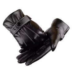 Găng tay da phượt thủ cảm ứng 10 ngón chống bong tróc.
