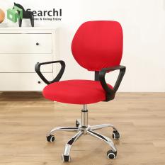 Bọc ghế xoay văn phòng chất liệu polyester co giãn, mềm mại, thoải mái, chống nhăn, có thể tháo rời và giặt – INTL