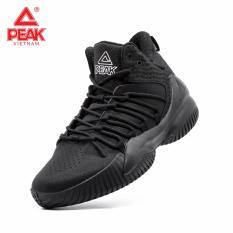 Giày bóng rổ PEAK Streetball Master Fly E84061A – Đen