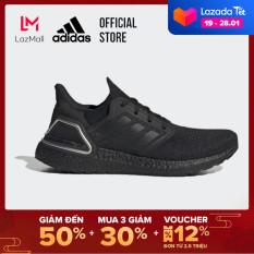 adidas RUNNING Giày UltraBoost 20 Nam Màu đen FV8333